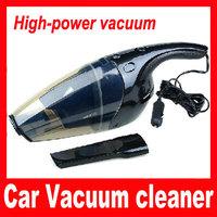 hand-held 95w 450cm Car Mini vacuum cleaner super wet and dry household mini pump car high power