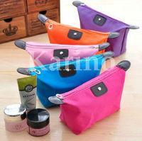 Free shipping Wholesale NEW makeup / MP3 Phone Storage Organizer Purse Hop Bag Handbag Insert, Cosmetic Bag in Bag
