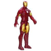 Free Shipping Anime figure Marvel Iron Man 3 Titan Hero Series Avengers Initiative Classic Series Iron Man Action Figure Toys