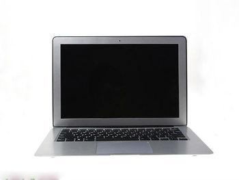 Mini A3 New OEM Laptop 13.3inch netbook 2GB 250GB Intel atom D2500 dual core CPU ultral slim notebook webcam Wifi ultrabook