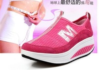 Shake women sneakers shoes, platform shoes, han edition slimming leisure shoes, women's shoes