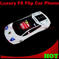 New Luxury F8 Car Phone Dual SIM Card with 2.0 inch Screen Breathing Light FM F8 Car Phone F8 Flip Phone Mini F8 Phone F8 Phone