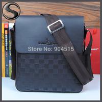 Hot Sale !!! 2015 Men's Vintage Shoulder Bag High Quality Brand Male Leather Shoulder Messenger Bag Free Shipping