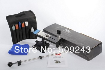 2013 Newest Knife grinder Professional Knife Sharpener System With Fix-angle 4pc sharpening stone Fast shipping Dropshipping
