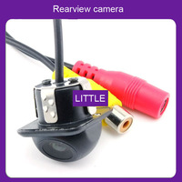 Free shipping car camera Rear view back up 170 degree hd car camera  parking camera mini gulde lane