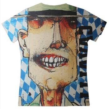 2013 Novelty Print T-Shirt,Men's Top,Classic Design Fashion&Cool T-shirt,Plaids Checks Style,Size M,L,XL,XXL.