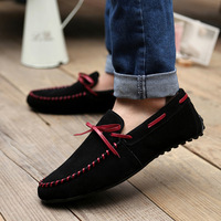 2013 new arivall fashion Casual Leather driving Shoes,Mocassins,Soft and Comfortable loafers for men s1