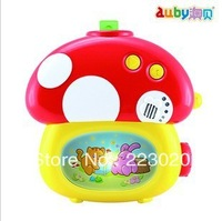 Auby baby mushroom projection bed bell