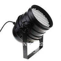 Updated version!177 LED RGB Light 7 Channel PAR 64 DMX512 Lighting Laser Projector Stage Light Laser DJ Party Disco,black