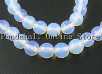 US Free Shipping! 6MM LavenderBlush Semi-precious Stone Opal Loose Beads Round 65pcs/strand 20strands/package