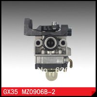 Free Shipping CARBURETOR FOR HONDA BRUSH CUTTER GX35  NEW GASOLINE BLOWER SPRAYER TRIMMER CARB REPLACE PART 16100-ZOZ-034