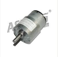 New ASLONG-JGB37-520 6V DC 10rpm Gear Box Motor & Micro DC Gear Motor free shipping