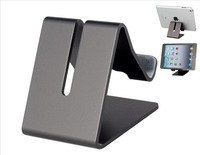 Multifunctional Metal Stand for iPhone, iPad, Modile Phone, Tablet PC (black)