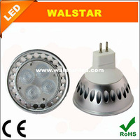 4*1W 100pcs/lot New design Gu10 MR16 LED Spotlight high quality