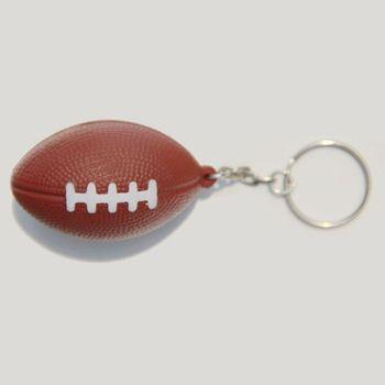 ball series 20pcs/lot mixed lot,mini PU american football key chain,wonderful promotion key chain,festival gift,soft key chain