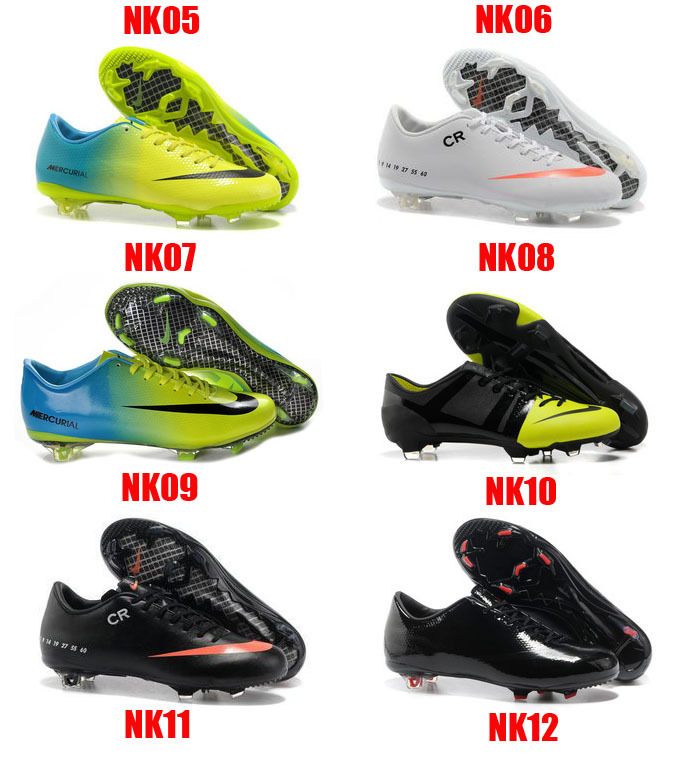 Free Shipping,2012 European Cup men's brand soccer shoes,football shoes,new style soccer boots!18 color(China (Mainland))