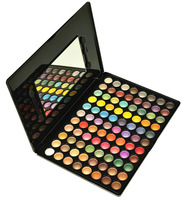 Free shipping Pro 88 Warm Color Eye Shadow Makeup Palette Eyeshadow