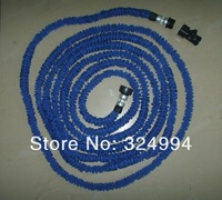Free Shipping 100pcs/lot 75FT HOSE Expandable &X Flexible WATER GARDEN hose pipe X flexible water hose As Seen On TV