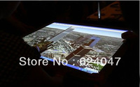 "Good price 70"" Water Proof  Interactive IR Touch Screen Panel (4 points) for Multi Touch Screen/Monitor"
