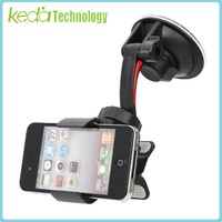 Universal Clipper Car Mount Vehicle Holder Swivel Arm for Iphone 5