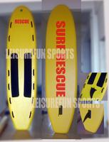 inflatable rescue board, lifeguard board,