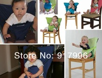Free shipping&High quality Baby Eat chair Seat belt baby Portable Seat belt Children reusable safe dining chair belt 6color