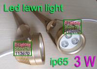 Solar lawn light,led garden light solar 3w, waterproof ip65,used for roadside, park, house yard outdoor lighting 12v or 24v