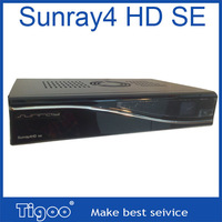 2pcs Sunray 800 Se SR4 dvb800hd SE Triple Tuner wifi 300mbps Internal SIM2.10 Sunray4 HD se Satellite Receiver free shipping