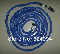 Free Shipping 50pcs/lot 50FT HOSE Expandable &X Flexible WATER GARDEN hose pipe X flexible water hose As Seen On TV