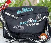 Free Shipping New Anime Black Rock Shooter BRS Messenger Bags Shoulder Bag