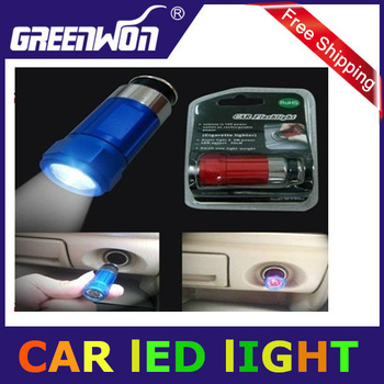 2pcs/pack 2013 new Hot Selling~HLX-F133 Rechargeable LED car flashlight for car  Free Shipping