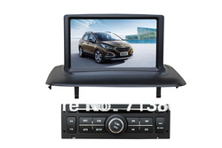 "8"" 2013 peugeot 3008 2Din car dvd player,GPS,wince 6.0,2zone,navitel Russian map,BT,TV,phonebook,RDS,radio,Russia English,canbus(China (Mainland))"