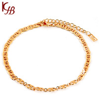 2014 Hot  Fashion  women foot anklet chain bracelet   jewelry top quality L0142