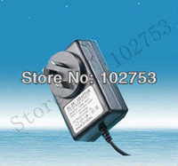 Free Shipping wall mount 12v aus plug power supply(YHY-PA123000) with Green LED indicator