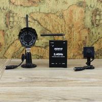 Digital wireless surveillance cameras: video + playback +audio+ Motion Detection = set to solve