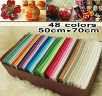 Free shipping! Pure color linen/Hemp fabric/background/plain fabric sofa decorate 50cm*70cm 48clolors