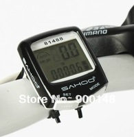 Bicycle Computer Speedometer LCD Bike Odometer 14 Function Waterproof  bike cycle computer digital bicycle parts accessories