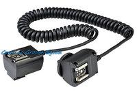 Free Shipping!!Brand Godox TL-C 3M Off Camera Flash Speedlite TTL Shoe Cord for digital Camera