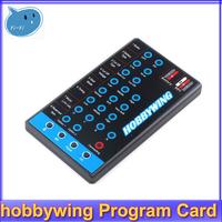 100% Brand New Hobbywing Program Card for Aircraft & Heli ESC +Register free shipping
