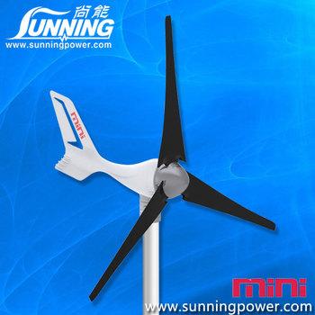 400W 12/24V DC/AC wind solar alternative wind power  generator
