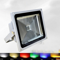 IP65 Waterproof LED  Light  10W 20W 30W 50W   RGB/White/Warmwhite  LED Flood Light outdoor Lamp  Free Shipping