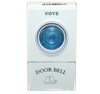 38 Tunes Songs Wireless Doorbell Door bell with Remote Control Free Shipping