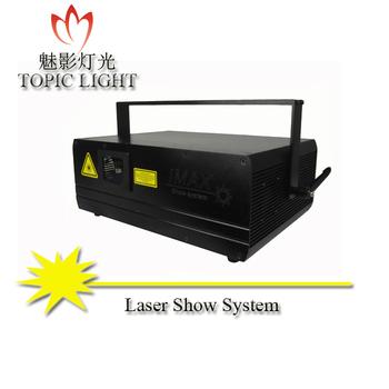 100% quality guaranteed IMAX 1.3W RGB animation laser light