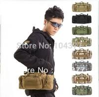 Multifunctional magic waist pack 3p attack waist pack sports waist pack ride bag messenger bag outdoor waist pack