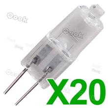 20W G4 LED 12V Warm White LED Lamp JC Type G4 Halogen Led Light Bulb Lamp 3000K(China (Mainland))
