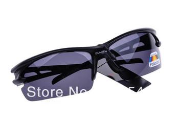 Free Shipping Man's sport Polarized Sunglasses