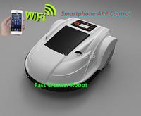 2015 Newest  Robot Lawn Mower S510 With Ultrasonic sensor