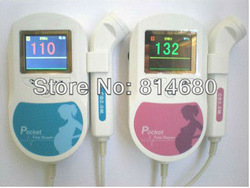 2013 Best selling medical device Fetal Doppler 2.0MHz with LCD Display fetal heart detector FDA/CE(China (Mainland))