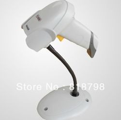 Free Shipping NEW USB Laser POS Barcode Scanner G166 Reader Decoder(China (Mainland))