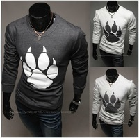 2014 new polo pullover sweater cashmere sweater men's sweater free shipping